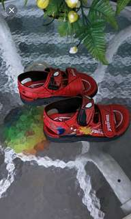 *Resale* Sandal Spiderman Murah