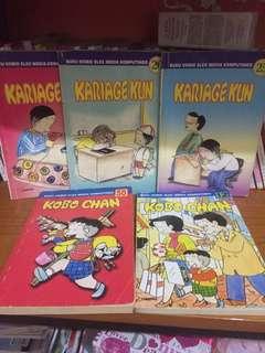 Komik Kariage dan Kobo Chan Murah