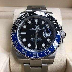 Buying Rolex GMT II batman 1167010BLNR