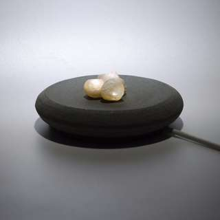 Lighting Pebbles - Handcrafted from Cambodia Sandstone 燈光卵石
