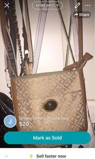 Tommy H bag