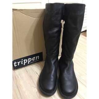 🚚 Trippen高統靴