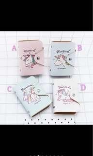 Unicorn Cardholder