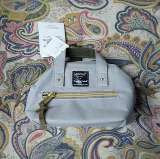anello x Paquet du Cadeau mini tote bag (gray)