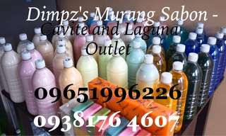 Murang Sabon for sale... 100% Market returns.