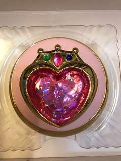 美少女戰士豆釘兔變身器鏡盒PRISM HEART COMPACT
