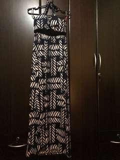 Maxi Dress (Coco Cabana)