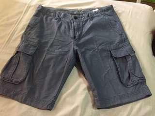 Uniqlo cargo shorts