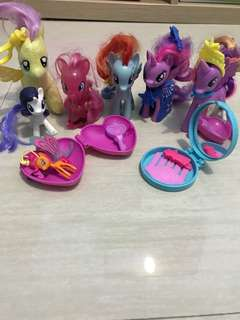 Little pony collection