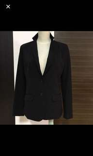30% OFF CLEARANCE SALES {Women's Fashion - Coats/Suits/Jackets} Almost New Smart Black Ladies Coats/Suits/Jackets
