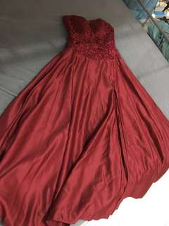 Long Gown (RED)