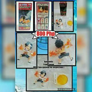 Wcf One Piece History of Ace