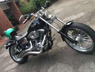 Harley Davidson Dyna 1450cc