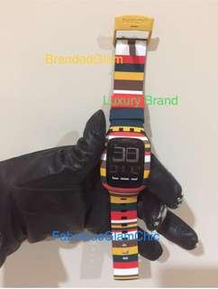 SWATCH Tendone SURB122 Brand New In Box Authentic watch. Kado Unik utk cowo cewe. Diskon 27% dari harga Retail 95€uros