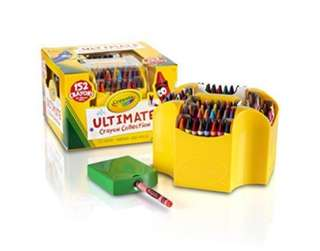 *In Stock* BN Crayola Ultimate Crayon Collection, 152 Pieces, Art Set, Great Gift for Kids and Adults