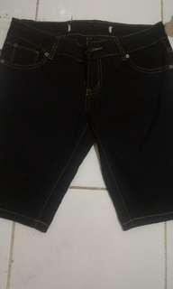 Celana hitam import uk.28
