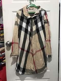 Burberry longsleeve dress