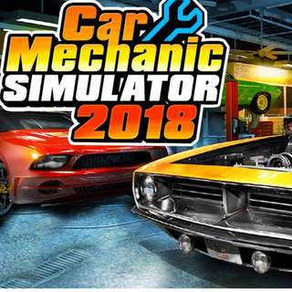 Car Mechanics Simulator 2018 (NEW GAMES AVAILABLE FOR PC GAMES)