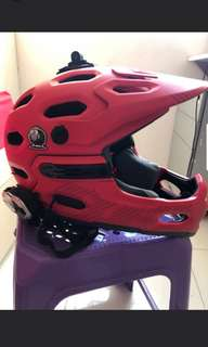 Bell Super 3R MIPS Full face/chin detachable helmet