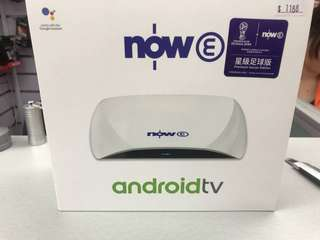 Now Tv 世界盃 Android Google Box 機頂盒