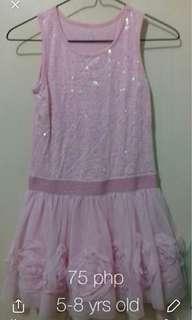 Little miss dresses age 4-7