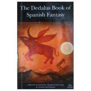 THE DEDALUS BOOK OF SPANISH FANTASY (ENGLISH)
