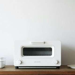日本 BALMUDA The Toaster K01D-WS/TW [現貨]