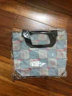 全新My Melody手挽袋 New hand bag, case,japan,bags