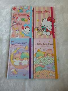 Sanrio Schedule Book
