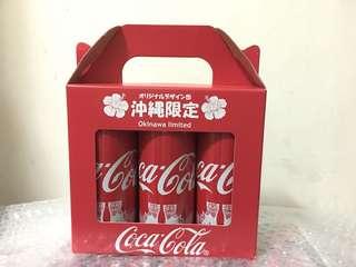 沖繩限定罐裝可口可樂