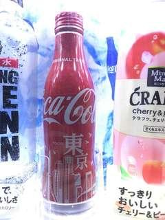 日本東京版可口可樂紀念樽