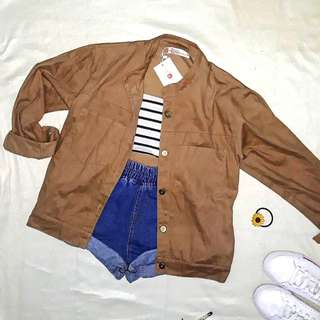 Brown Sweater/Jacket for Women