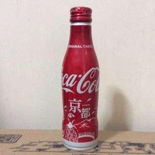 可口可樂 CocaCola 日本限定京都特別版