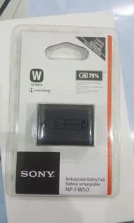 Sony NP-FW50 battery ori