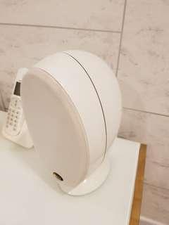 Kef KHT3005 3.1 glossy white