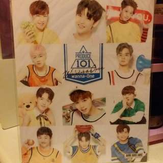 Produce 101 mouse pad (Wanna one)