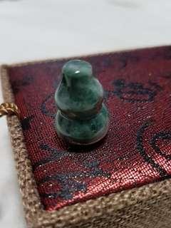 ⭐Pendant GradeA Myanmar Jade (小葫芦)