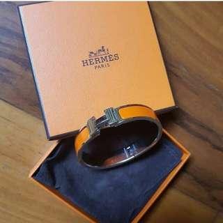 👉MURAH - HERMES Clic H Bracelet #tv