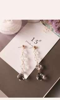 Korean style earrings in 10 designs