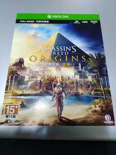 Assassin creed origins digital game