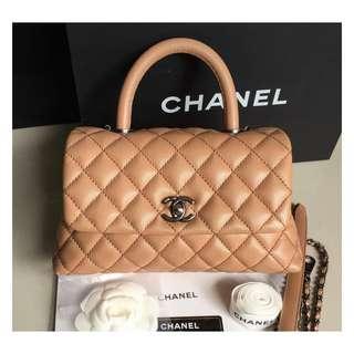 Authentic Chanel Small Coco Bag