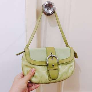 Authentic Coach Small Bag