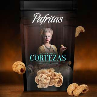 Pork Rind Spanish snacks