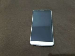 LG G3 Cat6 F460 32GB White