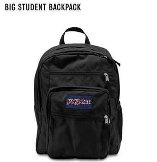 New jansport backpack
