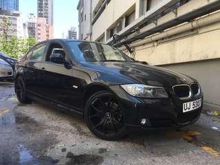 BMW 320I facelift 2011