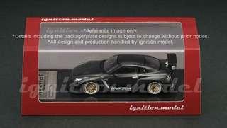 Ig ignition model 1/64 Pandem R35 GTR