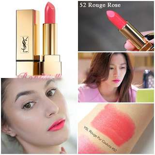 Sisa Yves Saint Lauren Rouge Pur Couture #52