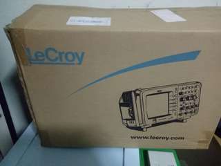 Lecroy oscilloscope 60MHz 500MS/s