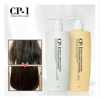 CP-1 蛋白絲滑洗頭水 shampoo 500ml